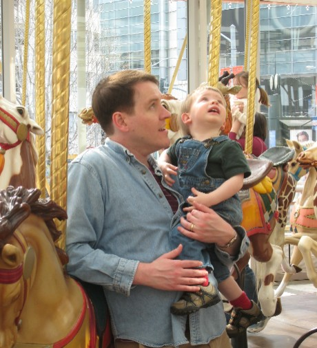 On the Carousel, SF